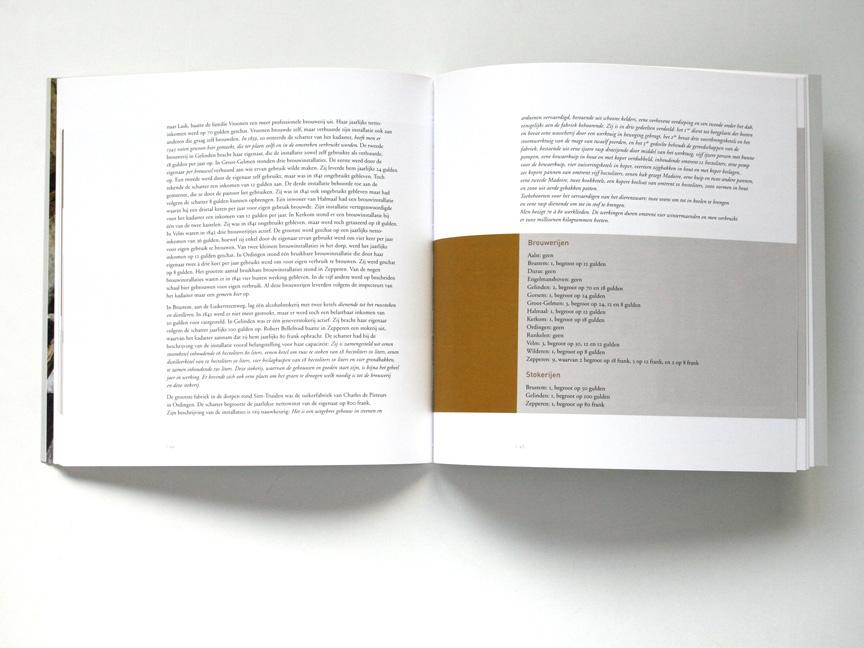 ontwerp van 4 boekjes door grafiet