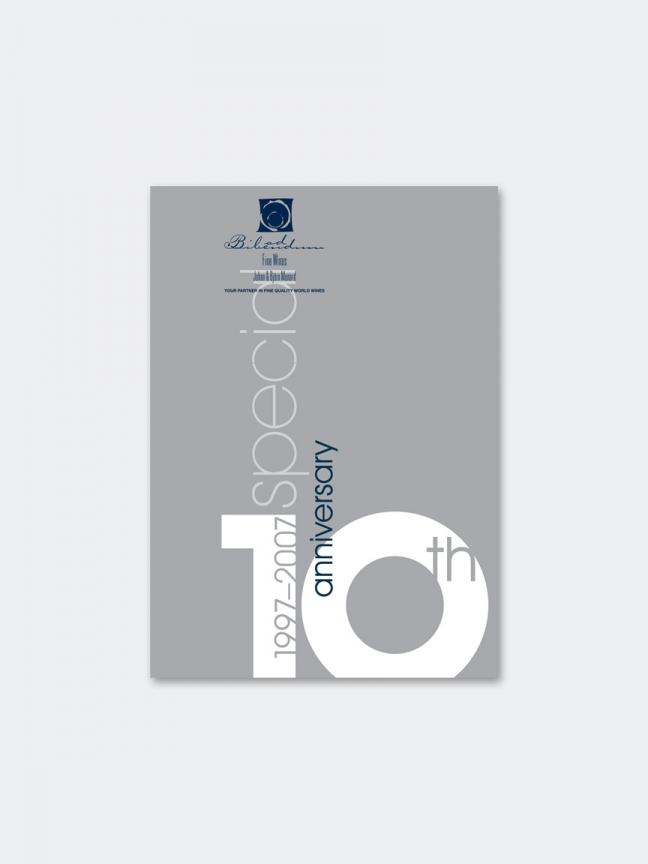 ad Bibendum 10 jaar