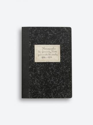 Monografie van Hex